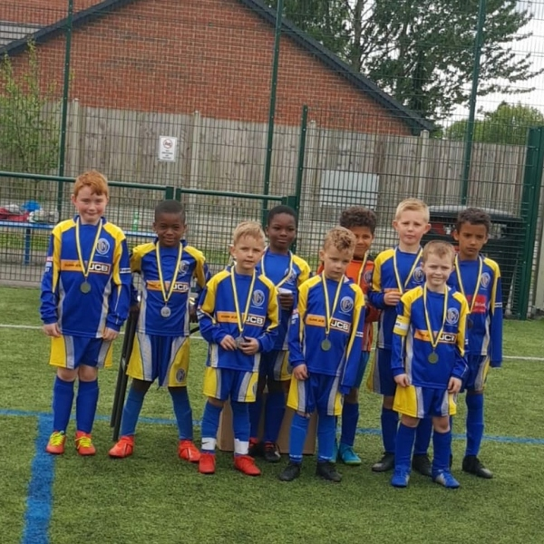 Reddish North End Under 9s 2019